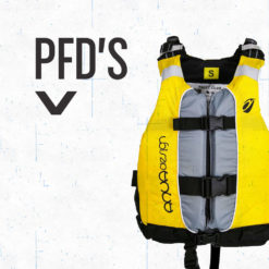 Recreational Kayak Pfd's