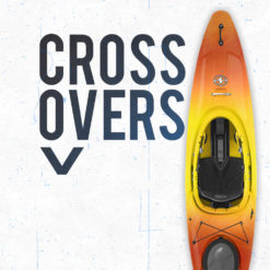 Whitewater Crossovers Boats