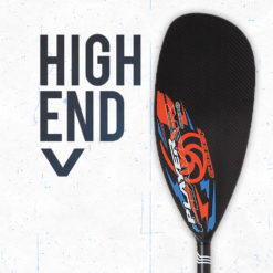 Whitewater High End Paddles