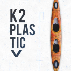 Sea Kayak K2 Plastic