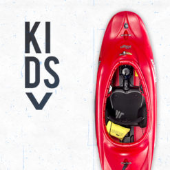 Whitewater Kids Boats
