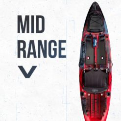 Kayak Fishing Mid-Range Boats