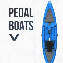 Kayak Fishing Pedal Boats