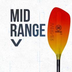 Whitewater Mid-range Paddles