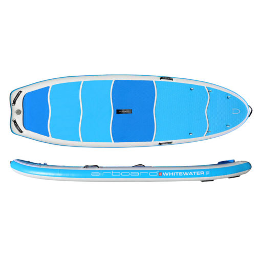 AIRBOARD 9'6 WHITEWATER