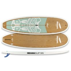INDIANA SUP 9'6 Allround Wood