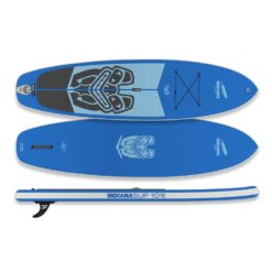 INDIANA SUP 10'6 Family Pack Blue