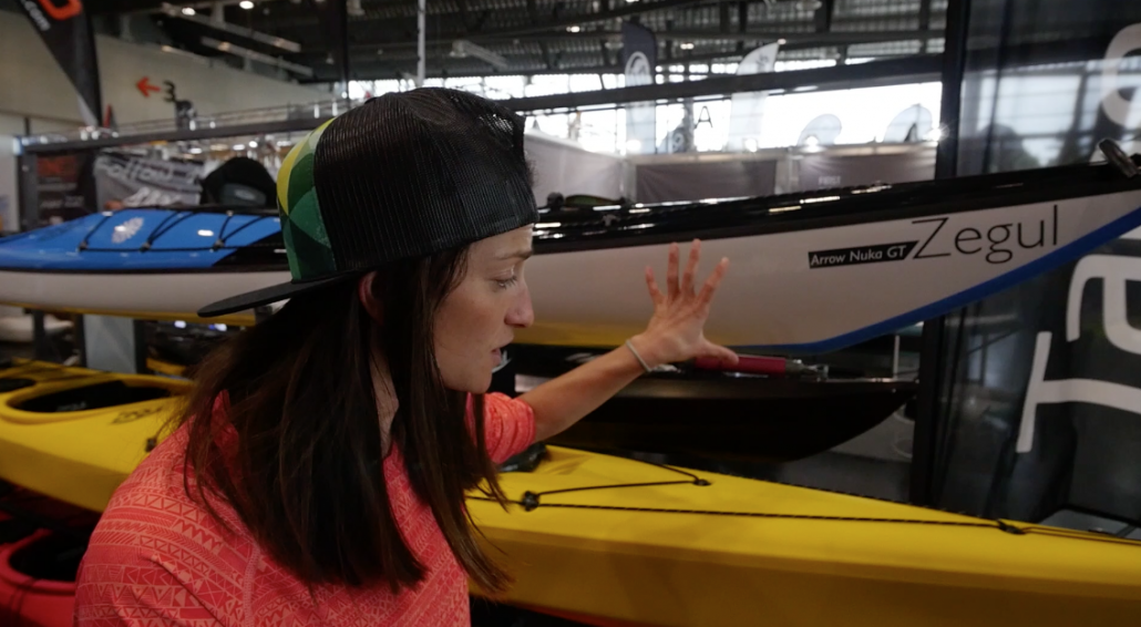 Best of sea kayaking with Anna Bruno at PADDLEexpo 2019.