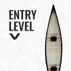 Canoe boat entry level