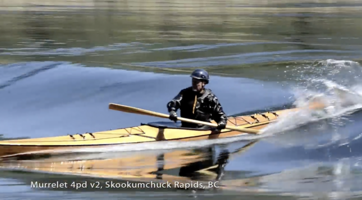 Skook Narrows by sea kayak