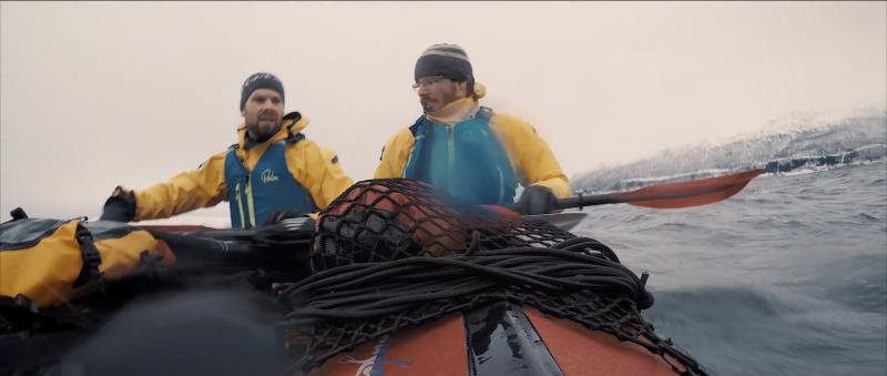 Norway: Sea kayaking beyond the Arctic Circle
