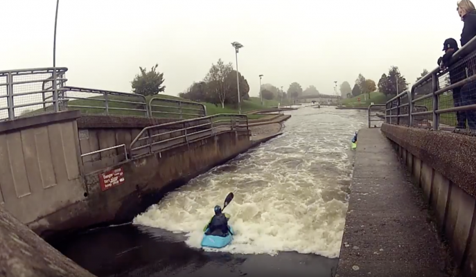 Freestyle Kayaking: How to Mc'Nasty