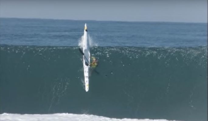 Surf Ski Carnage Compilation