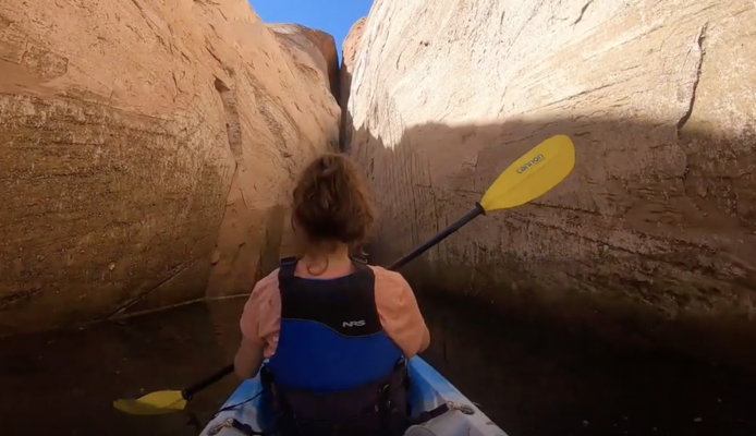 Hidden Canyon Kayak Adventure