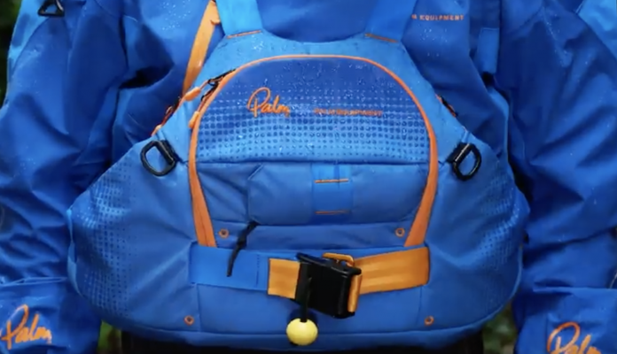Gear Spotlight - Palm Equipment, Nevis PFD