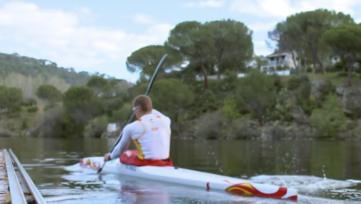 Guide to K1 Kayak with Olympic Champion Marcus Walz