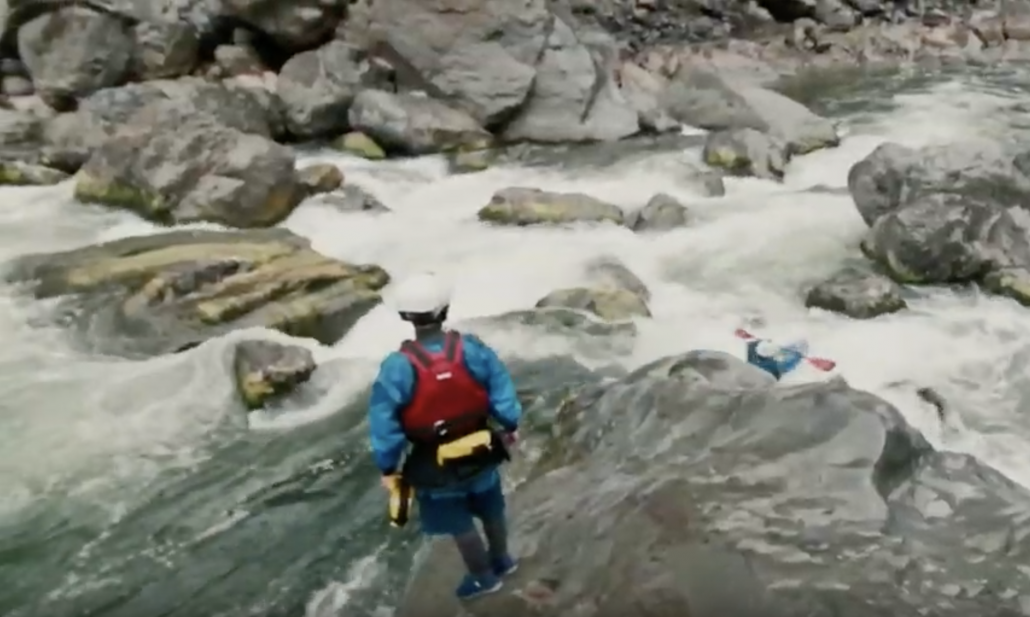 Kayaking Expedition on a Remote River - How to Stay Safe