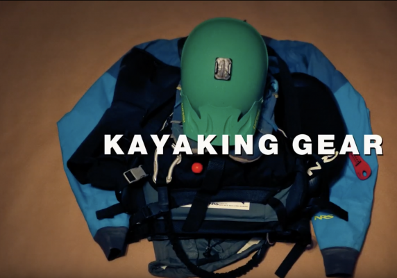 Kayaking Expedition on a Remote River - How to Pack