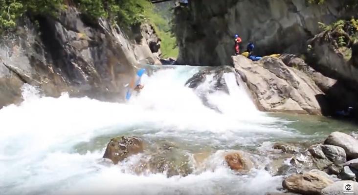 Kayak Carnage Reel