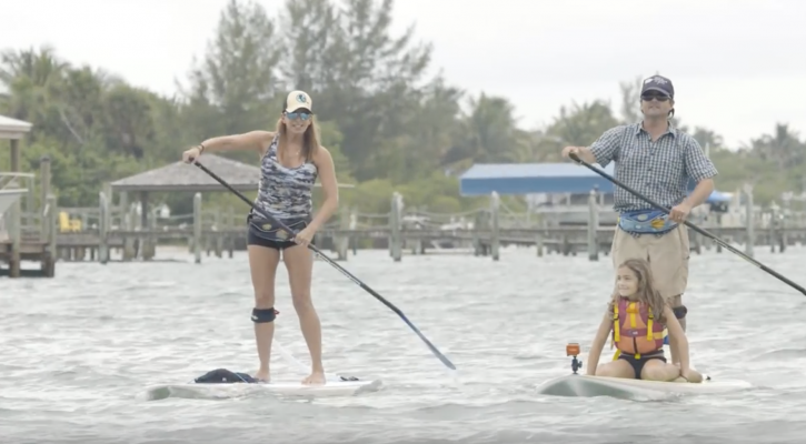 Learn the three key techniques that will make you a better, safer paddler.