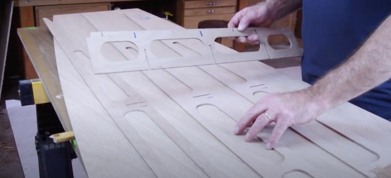 Boardman 14 SUP Construction Video #6: Assembling the Frame