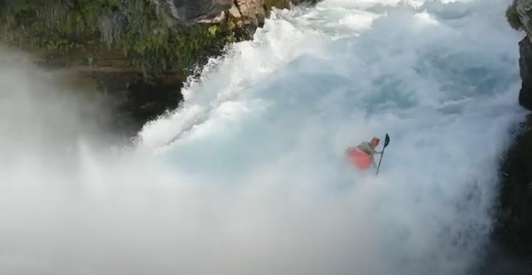 Whitewater Kayaking Highlights - George Snook