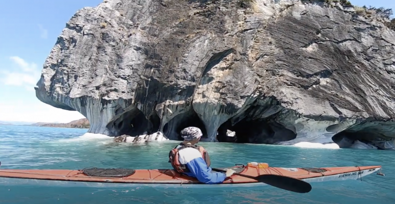 Kayaking The Marble Caves Of Patagonia