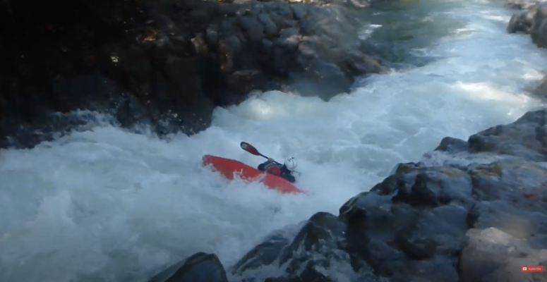 ow to get out of a sticky hole (aka stopper). Whitewater Kayak Tutorial