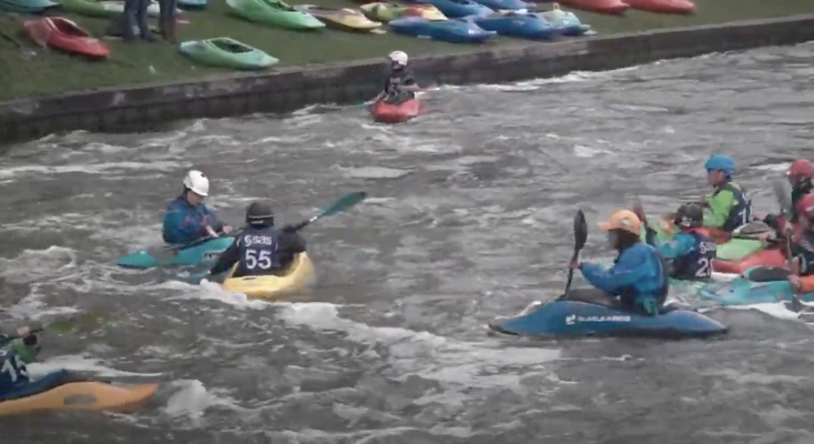 Hurley Classic kayak freestyle festival 2019