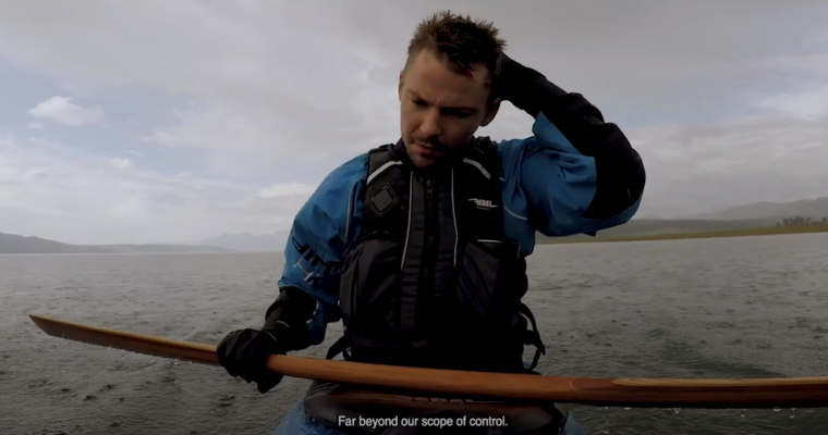Nomads of the Sea - A Sea Kayak Film to cheer you up!