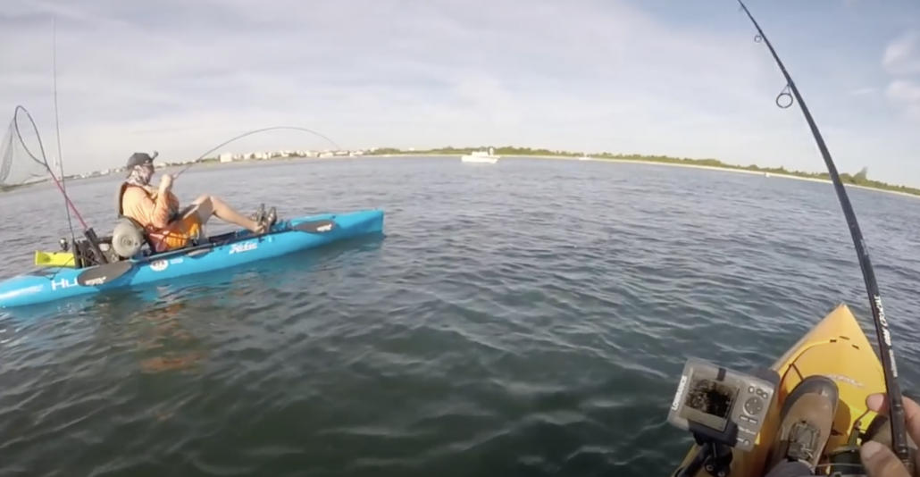 Killer Kayak Flounder Fishing!