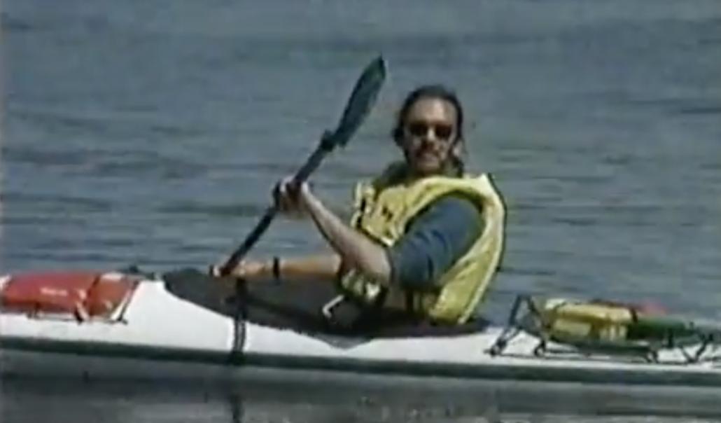 Tofino Sea Kayaking - The Original Video - 1992