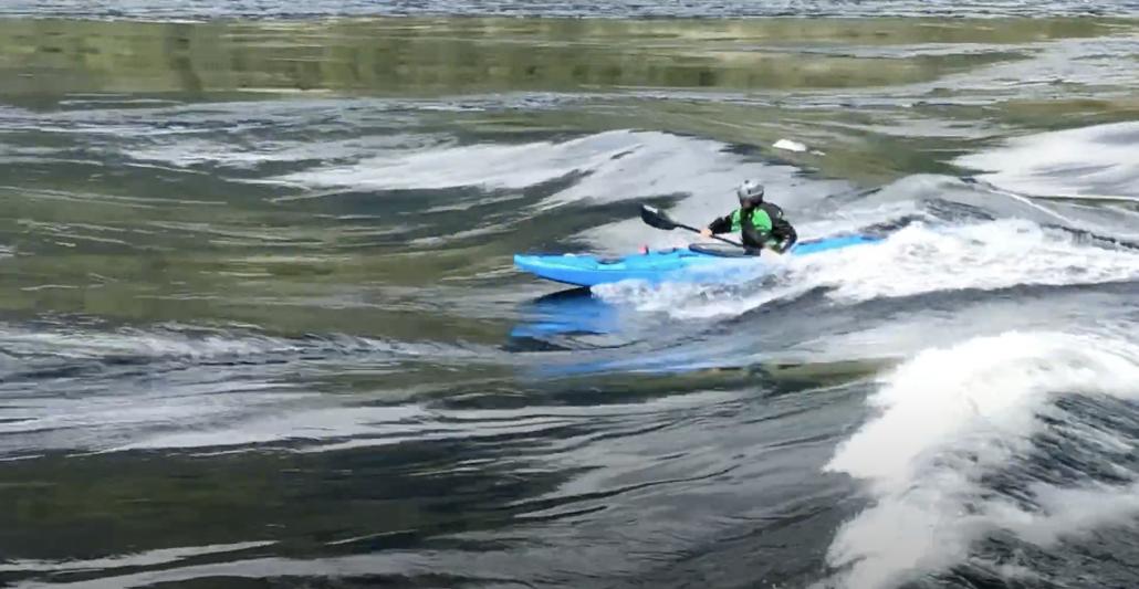 Skookumchuck Narrows Sea Kayaking May 2020 (Full Length)