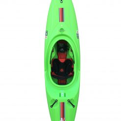 The DRX is the brand new torrent kayak of the Italian company; ideal for paddlers in the weight range between 70 and 95 kg. Easy to use, it is suitable for both expert canoeists and beginners.