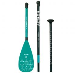 Aztron's MACH Fiberglass Paddle is ideal for all-round paddling and a low cadence paddling style.