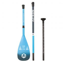 The NEXT Carbon 30 paddle is ideal if you are doing a lot of paddling and you need higher performance. It comes with a fiberglass and carbon mixed blade and a 3 piece adjustable shaft with 70% fiberglass and 30% uni-directional carbon.