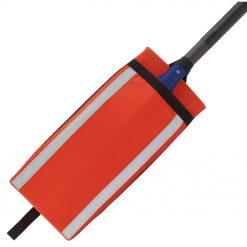 The NRS Foam Paddle Float is the most economical self-rescue option for recreational and sea kayakers.