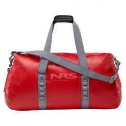 The NRS High Roll Duffel Dry Bags deliver the same rugged dependability as the legendary NRS Bill's Bag, but in a duffel-style design that makes packing your gear, and finding it later, easy.