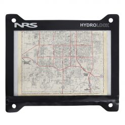 No more soggy charts. No more maps flapping in the wind. The NRS HydroLock Map Case helps you navigate with ease.