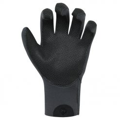 With pre-bent fingers to help prevent fatigue and a lighter weight palm giving better paddle control.