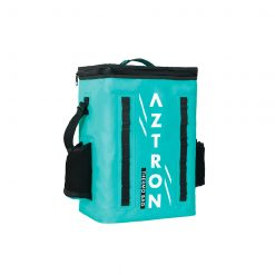 On the way to the beach, or to the camping site, you can keep your food and drinks ice cold for up to 8 hours with this smartly designed Thermo Cooler Bag. The bag is made of 100% waterproof reinforced PVC and food grade TPU insulated shell for all purposes.