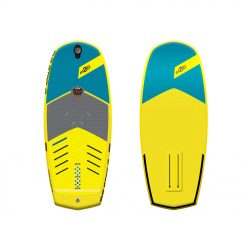 The WingAir is a pure Wing foiling board! This product is as compact and comfortable as the other inflatables and delivers a level of performance comparable to a composite board thanks to its construction and the features added. The generous release edge makes take-offs effortless. The touchdowns are smooth and comfortable.