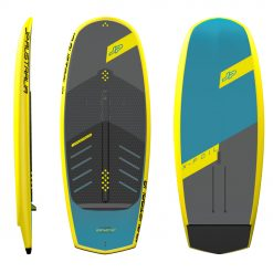 The X-Foil is a specialized wing foiling, downwind SUP foiling and windsurf foiling machine! Shorter in length, wider and thicker compared to the Foil range for generous flotation and instant reaction to pumping.