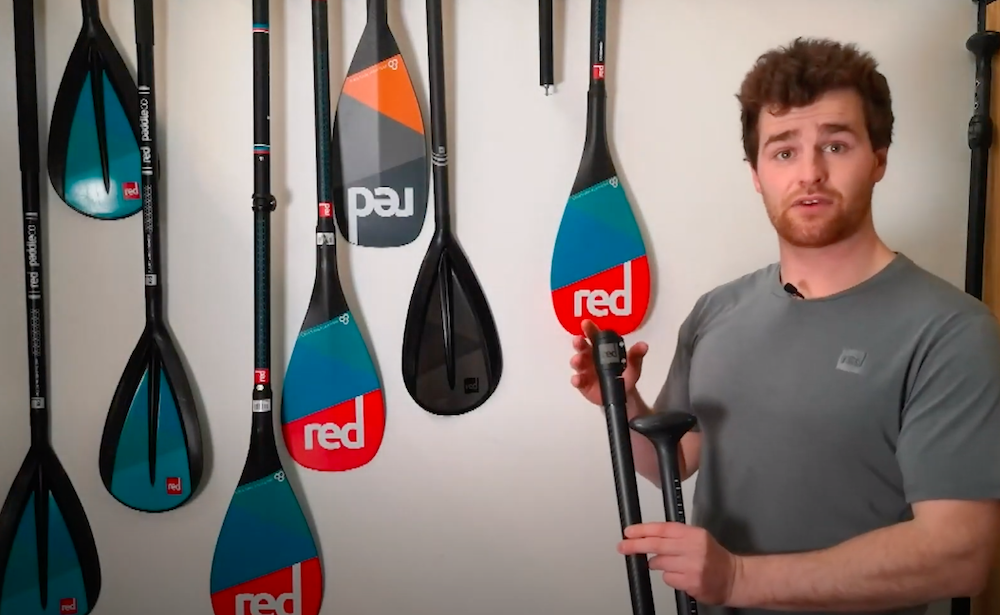 redpaddleco onair series about touring sup review