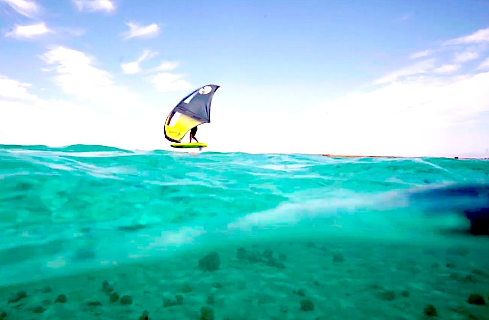 jp australia wing foil board promo video