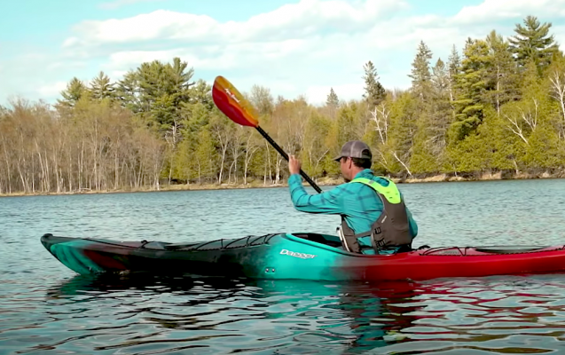 Paddle TV's Ken Whiting takes us through the 3 main strokes for kayaking. By learning to do these strokes the right way, you'll paddle more efficiently, comfortably, and powerfully. Enjoy!