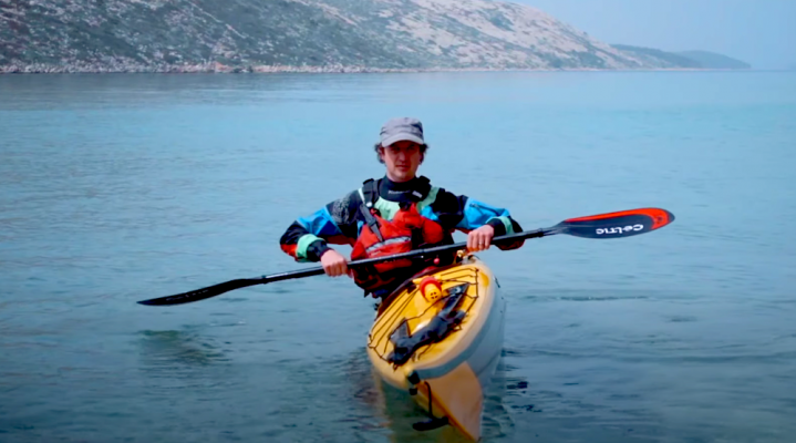 Online Sea Kayaking are back with another great tutorial video all about staying upright and maintaining balance in your sea kayak! Their course offers 39 individual lessons which can help you improve as a paddler, with on water exercises and detailed explanations.