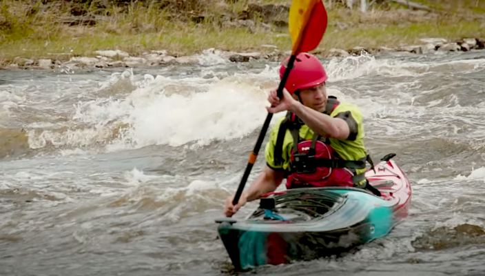 Ken Whiting from Paddle TV is back with another full review. This week we take a look at a recreational touring kayak, the Stratos, by Dagger Kayaks. Product visible in the 2021 Buyer's Guide.