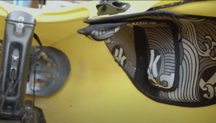 """Jackson Kayak have just release their new outfitting feature, the """"Bees Knees"""", for a more agressive thigh hook and better control of your kayak. The Bees Knees can be installed into all Jackson kayaks."""