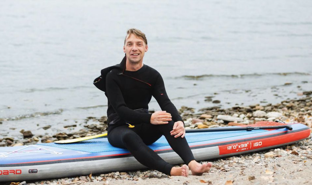 The Unbalanced Paddlerboarder, Mike Shoreman, introduces himself and tells us more about his next fundraiser & awareness campaign for mental illness - SUP crossing from the US to Canada, New York to Toronto across Lake Ontario.